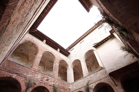 APARTMENT IN AN EX ABBEY! - Perugia
