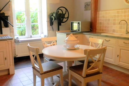 Apartment within an old mill - Saint-Vincent-Jalmoutiers