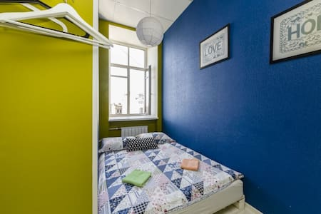 Small cozy double room in center - Sankt Petersburg