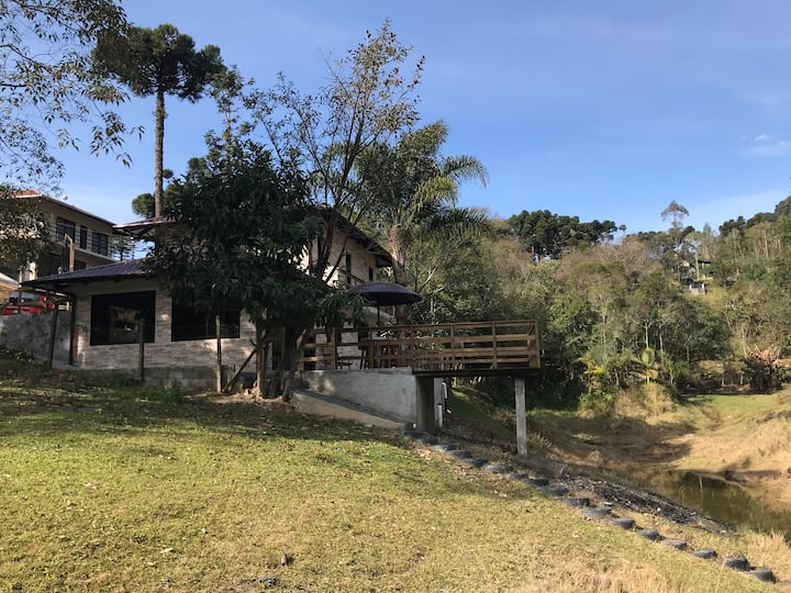 Casa de Campo Alto Palmeiras - Rio dos Cedros