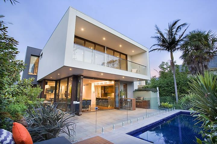 Beachside bliss with modern style - Brighton - Haus