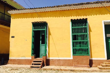 Casa Pepe Irarragorri - Trinidad - Dům