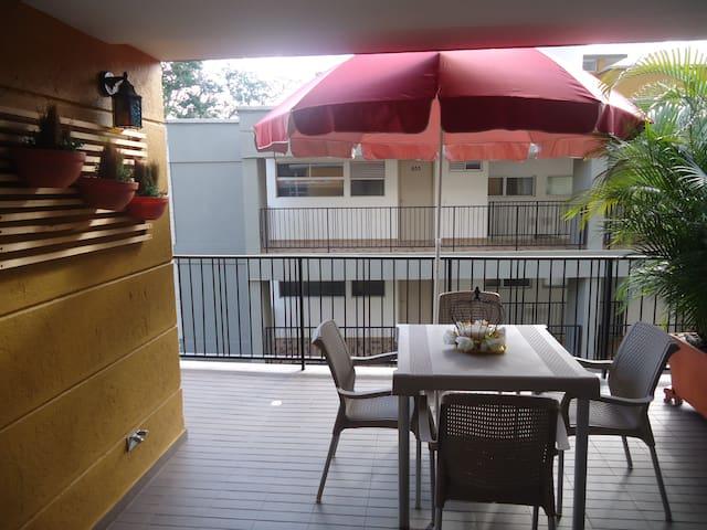 Apartamento Family Santafe de Antioquia - Santa Fé de Antioquia - อพาร์ทเมนท์