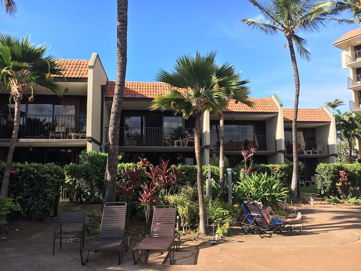 Across from the Beach & ASK  about TWO bedroom