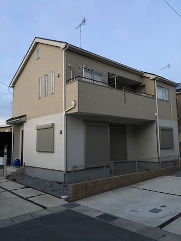 Home Samurai - Echi-gun - House