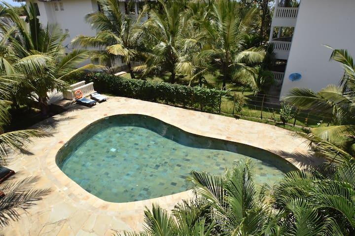 The Penthouse Gracia - Diani Beach - Huoneisto