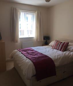 Double room,ensuite,central to Cheltenham,freewifi - Rivitalo
