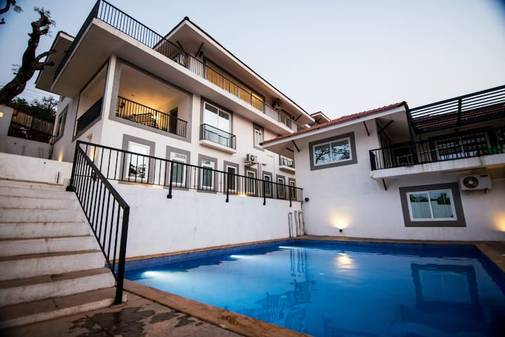 """""""Swadhisthana """" Villa's - One's Own - Goa - Villa"""