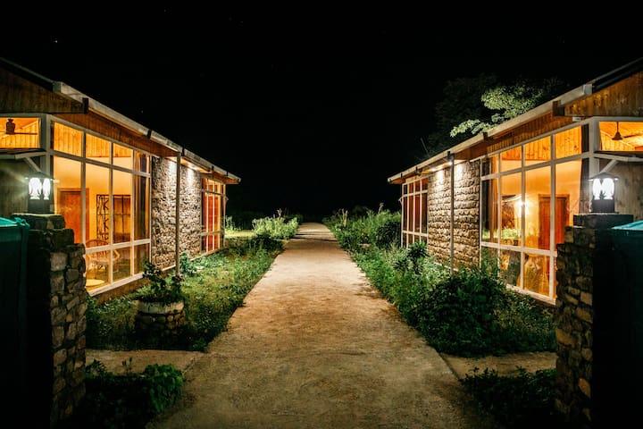 The Rishikesh Stone Cottages