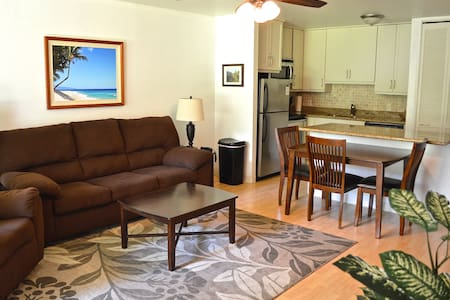New Remodel -Turtle Bay Oahu Condo! - 卡胡库(Kahuku) - 公寓