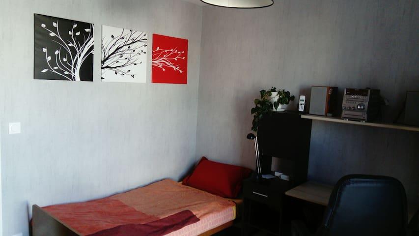 Chambre privée - logement partagé - Cébazat