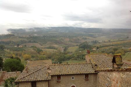 Breathtaking Views Over Tuscany  - Barberino Val