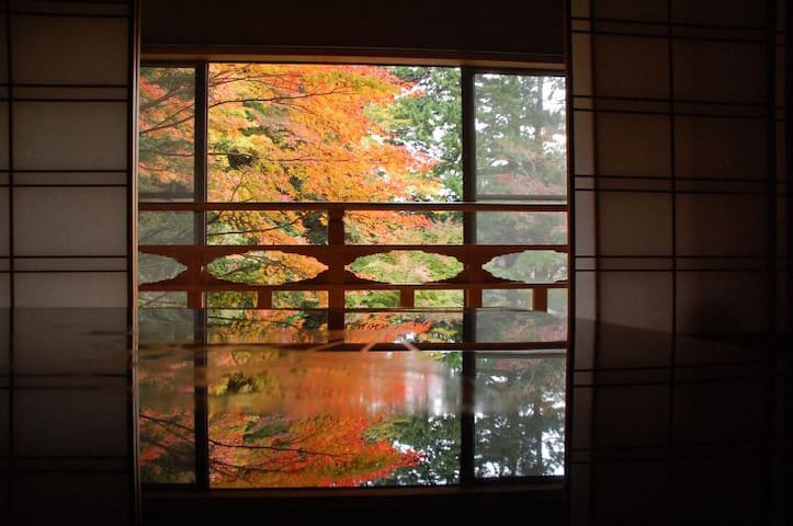 Temple stay in Koyasan(Delux room) - Koya, Ito District - Outro
