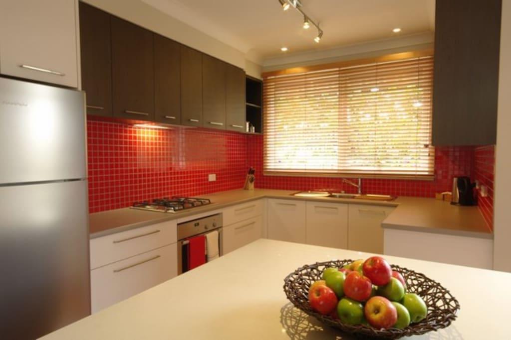 Sandyside 2 kitchen