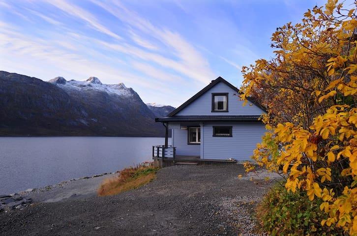 Ersfjordbotn Kystferie - Cottage 1