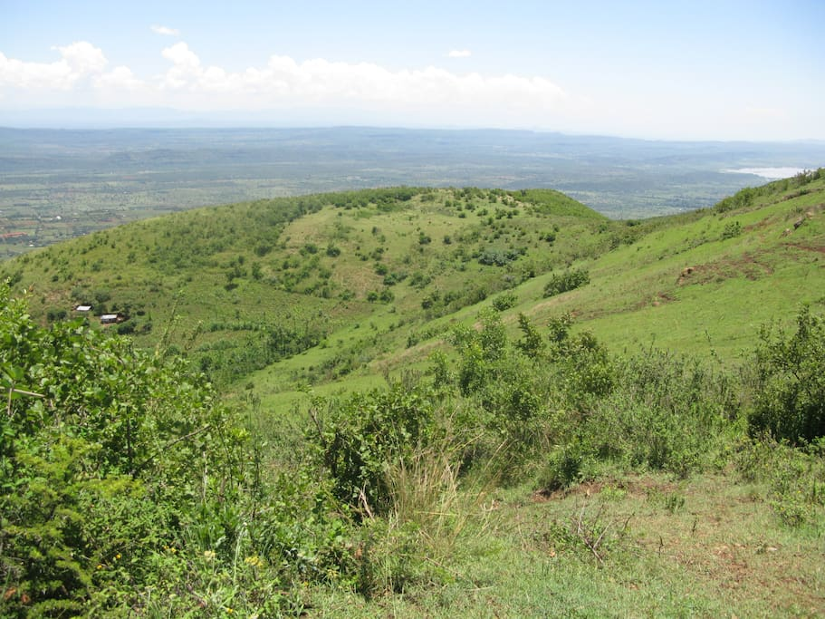 A visit atop Menengai only short distance!