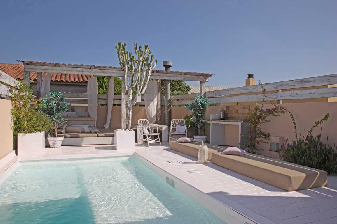 House With A Pool.   Houses For Rent In Barcelona, Catalonia, Spain