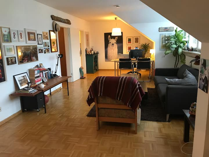 Nice 1 Room Apartment in central location