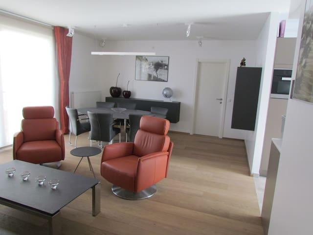 Vakantie appartement hartje Gent