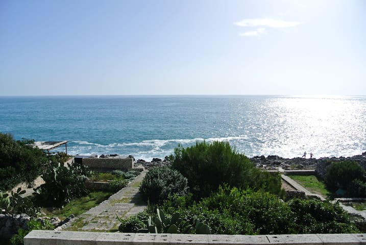 Casa vista mare - Castro Marina - Rumah