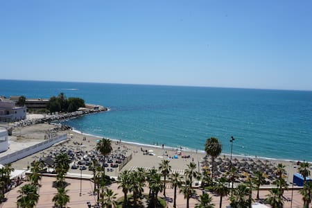 Apartment in Fuengirola with spectacular sea views