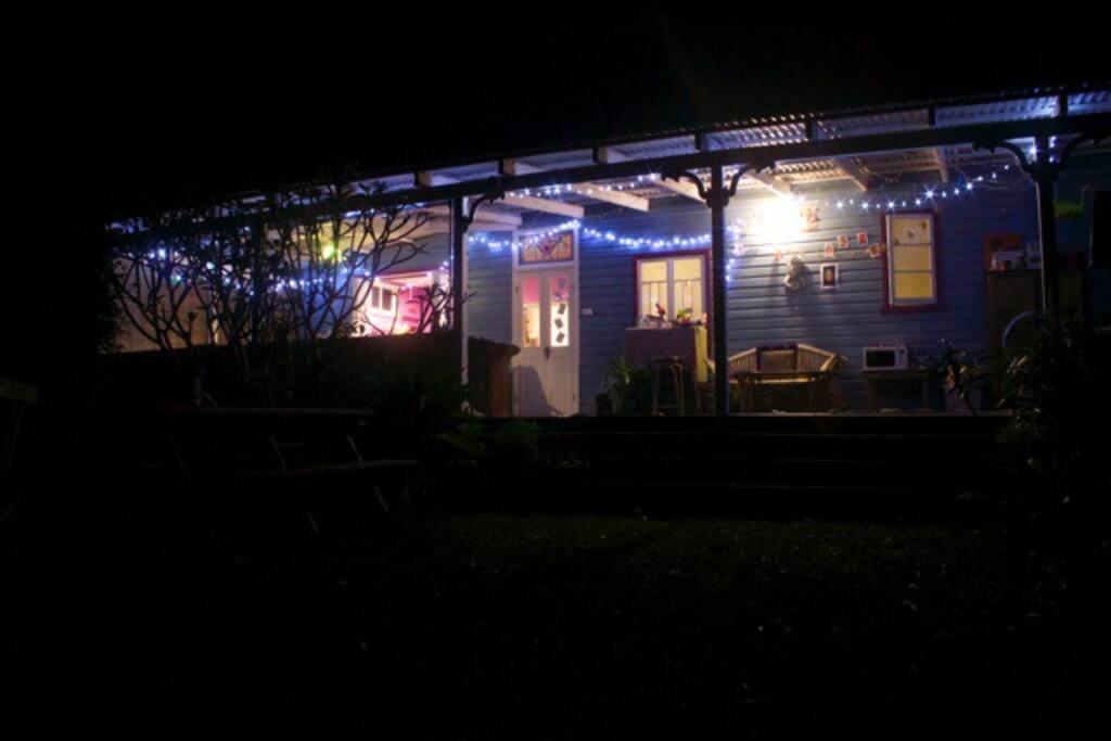deep 4m verandahs for outdoor living.