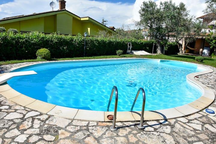Villa di Lago Albano - Castel Gandolfo