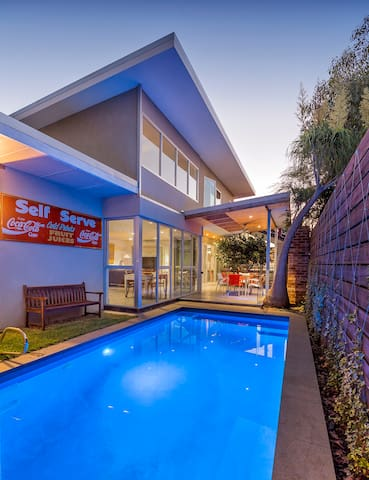 South Perth • Modern/Character home with Pool