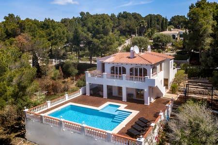 Villa in Son Parc - Golf
