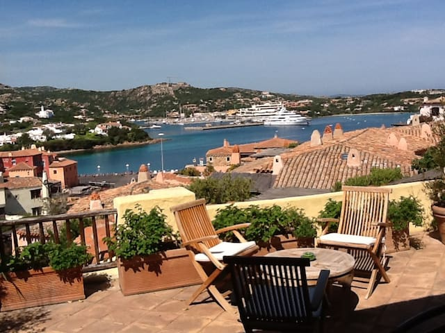 Great 4BR apartment superb terrace - Porto Cervo - Apartment