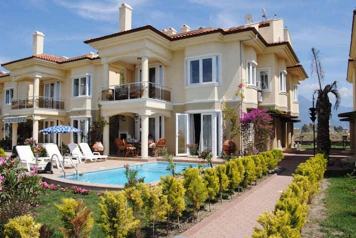 ST01-Calis Beach Villa for 10 pax - Fethiye - House