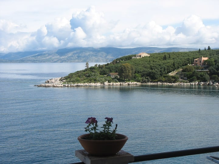 Corfu, Greece Apartment 4 -sea view