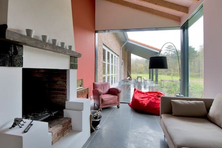 Country Home 't Klein Waterbosch  - Hus
