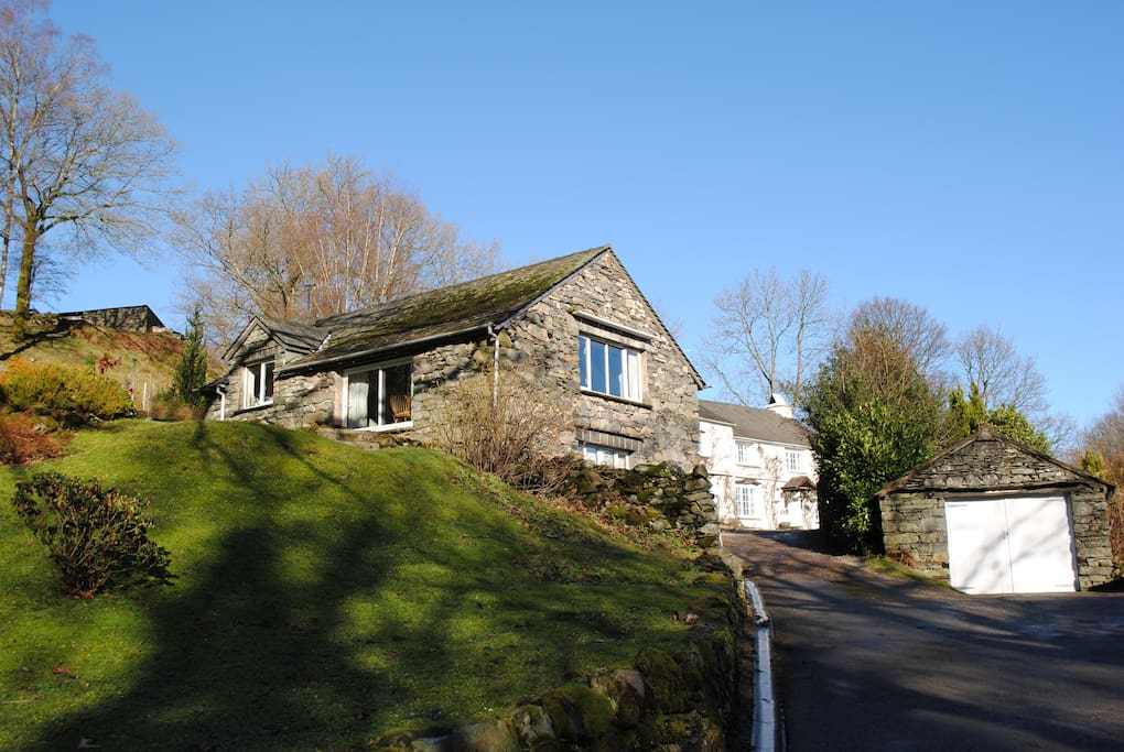 Self Catering Holiday Cottage Houses For Rent In Coniston Cumbria United