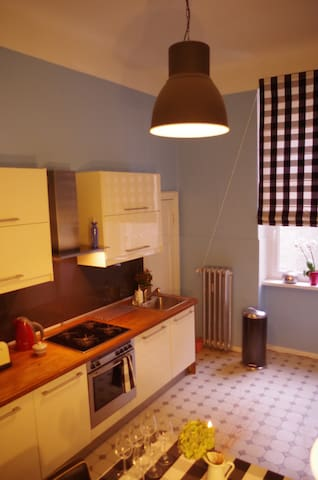 3 rooms Apartment with Cleaner! - Berlin - Daire