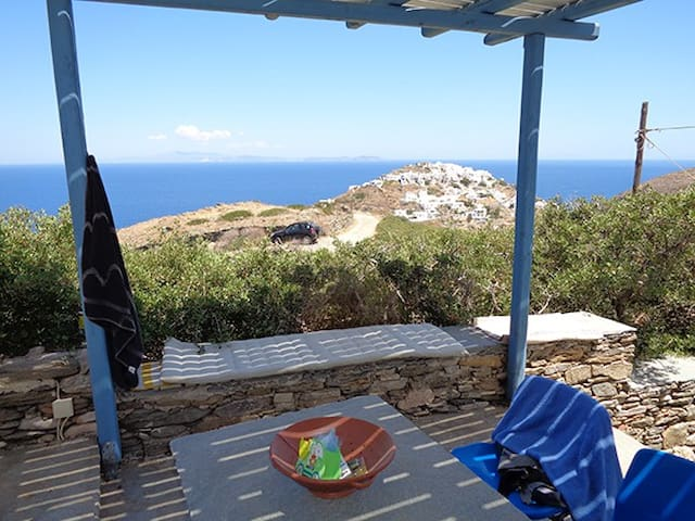 Sifnos Sea Surrounded THIRD - Kastro - Apartment