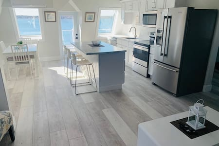 Downtown Charlottetown 2 Bedroom Waterfront Condo