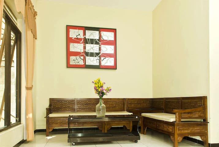 Resort with natural and cozy ambience at Batu - Villas for Rent in ...
