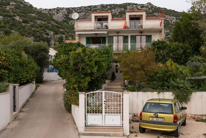 Apartment GS A1(4+2) Viganj, Peljesac peninsula