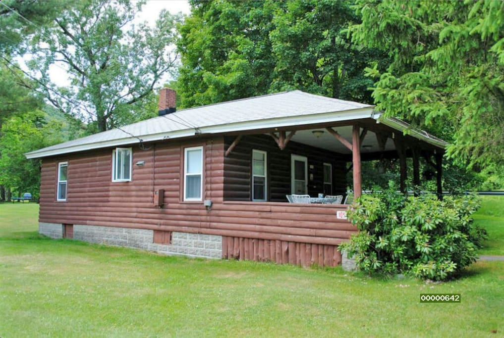 Log Cabin 15 Cottages For Rent In Big Indian New York