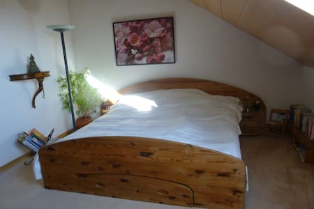 cosy and spacious attic story - Leverkusen