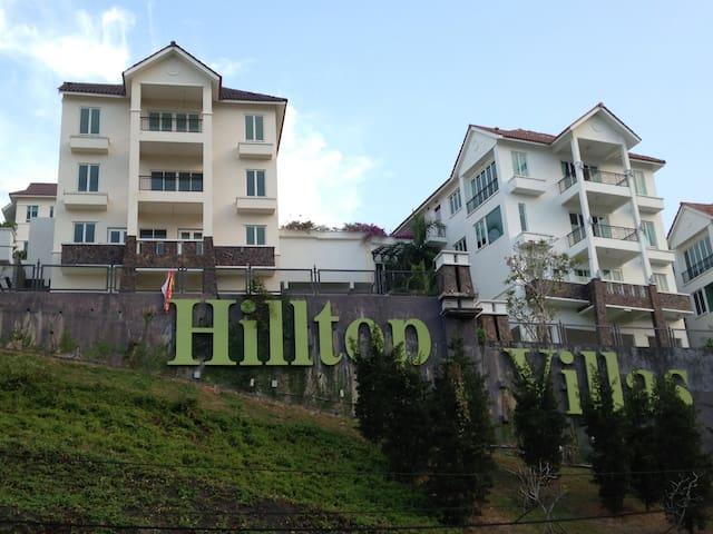 Penang The OneHilltop Seaview Villa - Batu Feringghi - Villa