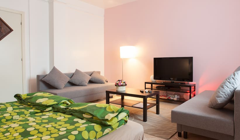 Apartment 120 sqm with 3 bedrooms - Milan - Apartment