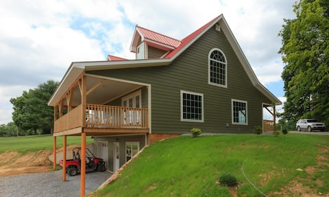 Vacation home near Green River Lake #2