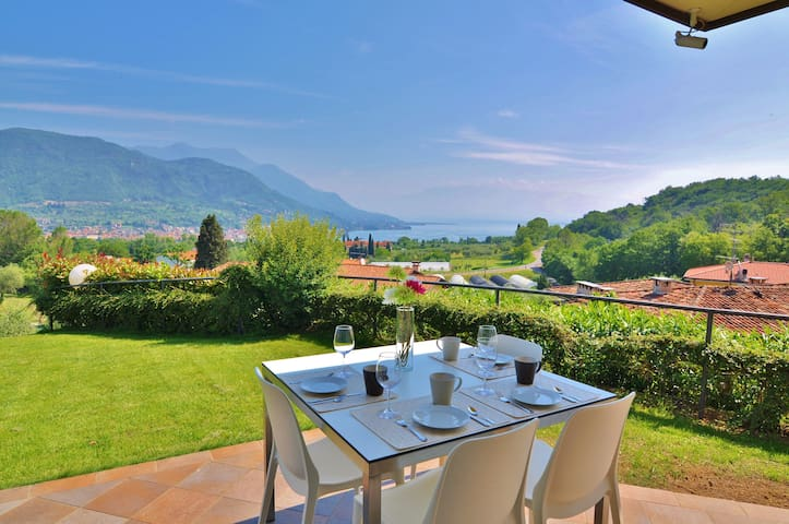 Apartment Lake View - Cunettone-villa - Huis