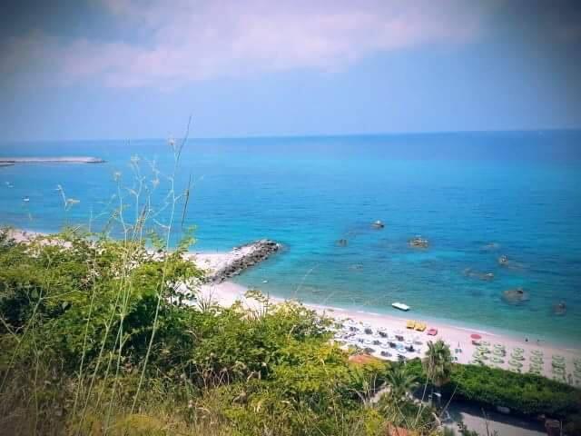 vacanza sul mare a Tropea