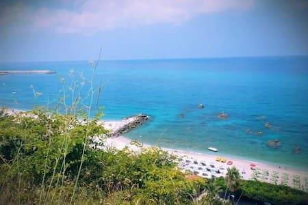 vacanza sul mare a Tropea - Parghelia