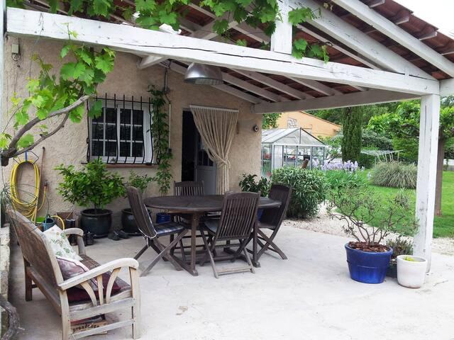 la Provence Verte chez nous pour vous