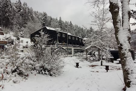 Apartment for 2-10 in Schwarzwald - Enzklösterle