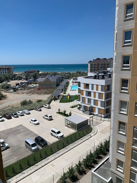 Квартира на берегу моря